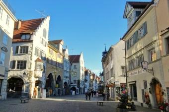Gasse in Lindau