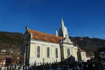 Kirche Bezau