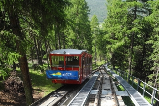 MuottasMuragl Bahn