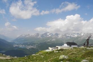 Bergstation Muottas Muragl
