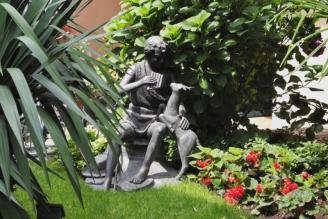 Ascona Figur