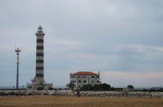 Leuchtturm Camping