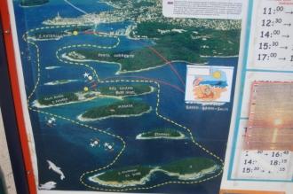 Insel-Plan