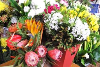 Markt Blumen