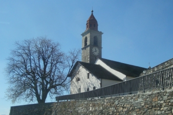Kirche Ronco