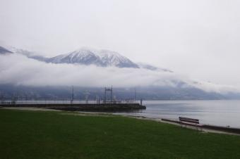 Tessin im Nebel