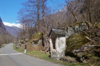 Val Bavona Anfang