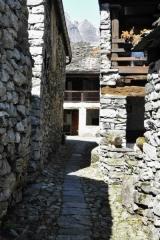 Gasse in Sonlerto