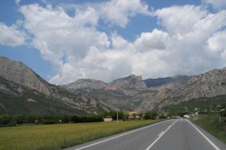 kurz vor Andorra