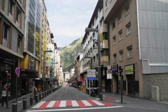 Stadt Andorra