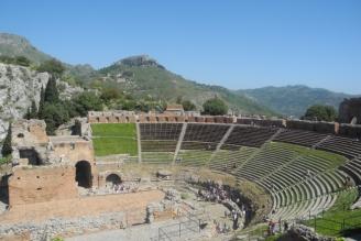 Taormina Amphit