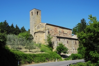 Chianti Kirche