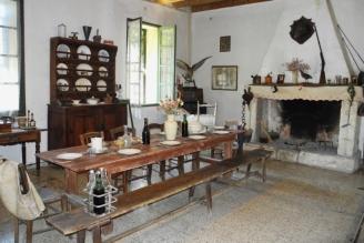 Vieux Mas Küche