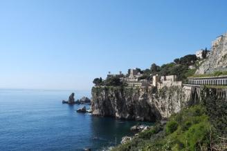 Taormina Küste