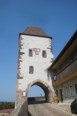 Breisach Turm h
