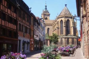 Kirche Colmar