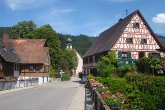 Gutach Dorf