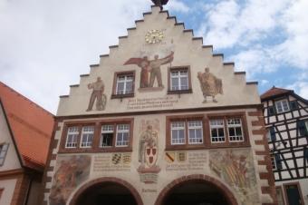 Schiltach Rathaus 2