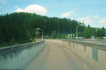 Staumauer