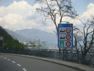 Schweizergrenze
