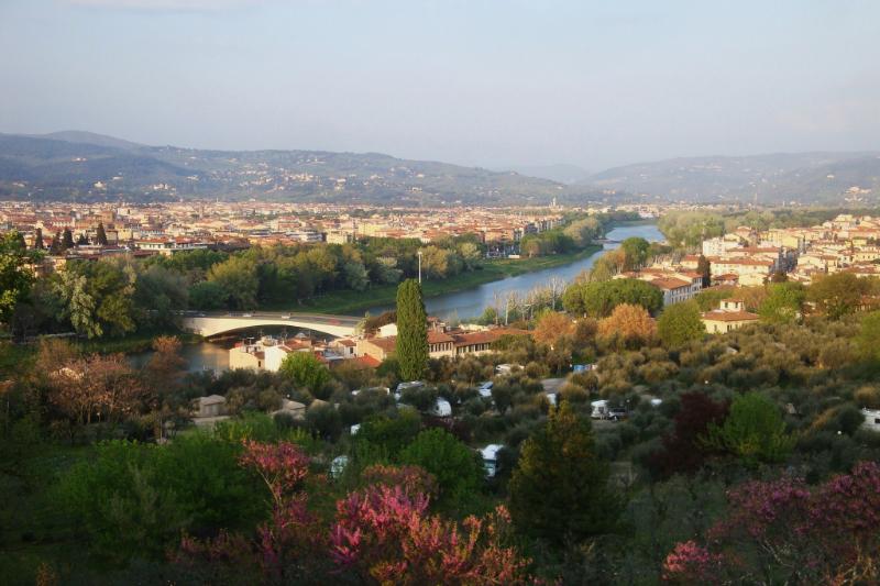 Toskana (Florenz, Siena, Pisa) Okt. 2010