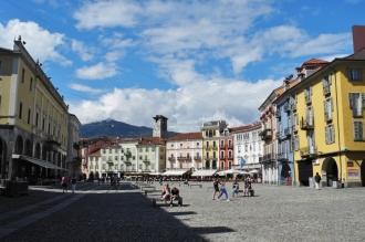 Locarno Piazza