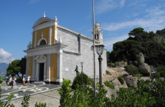 Portofino Kirche