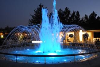 Florenz Springbrunnen