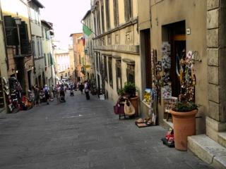 Montepulciano Strasse