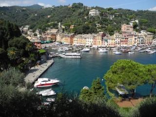 Portofino v. oben