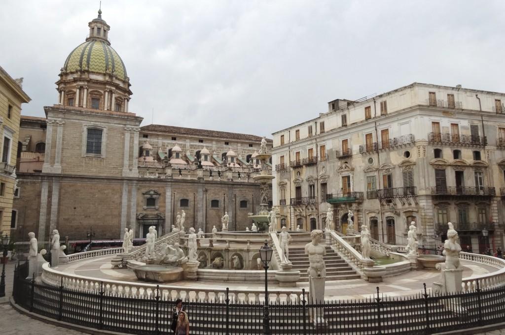 Italien 12 Palermo 118