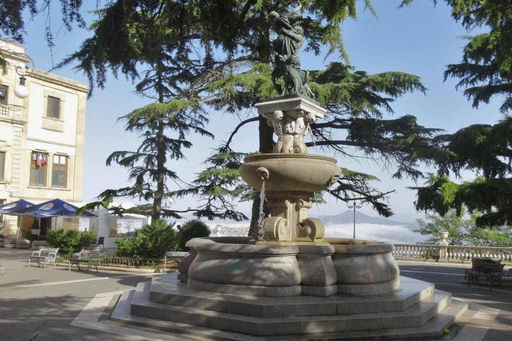 Italien 17 bis u. mit Piazza Almerina 069
