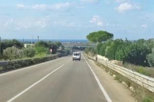 Italien 6 Gallipoli bis Ugento 075