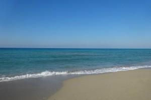 Italien 8 Strand Ugenta 065