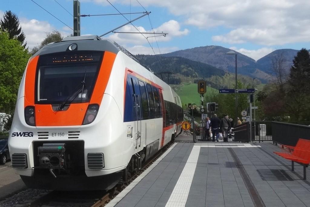 Münstertal - Freiburg 146