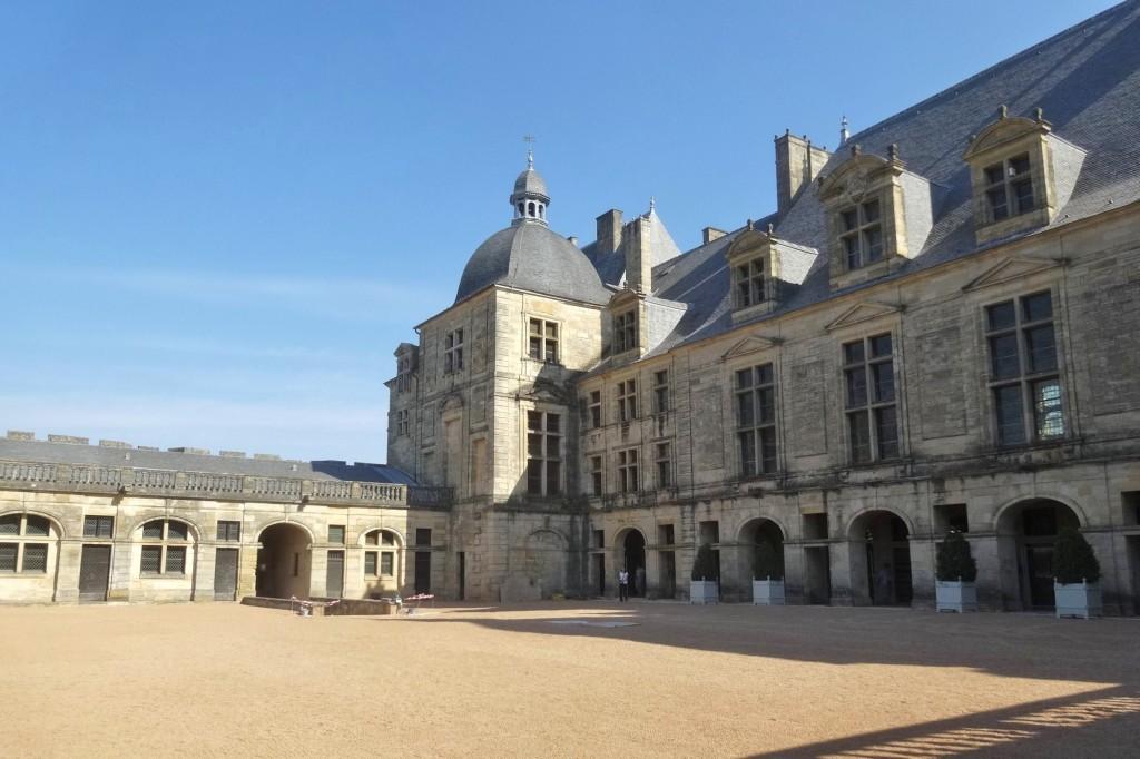 Frankreich Hautefort-Murol 062