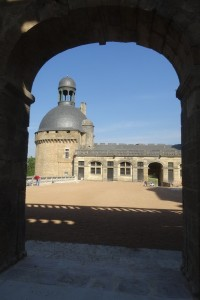 Frankreich Hautefort-Murol 066