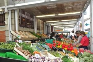 Frankreich Markt Oleron 001