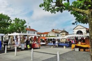 Frankreich Markt Oleron 006