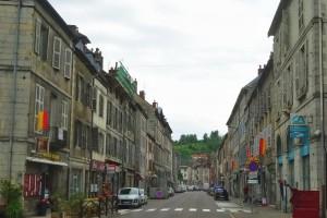 Frankreich bis Les Brenets 2 097