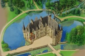 Frankreich bis Mont St.Michel 230