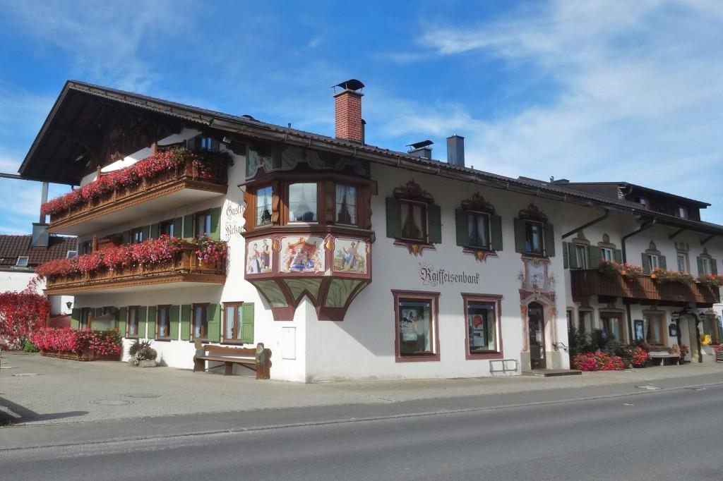 Mittenwald 9 B Kranzberg 126