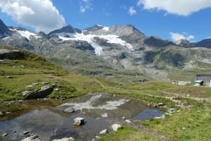 Fondue und Bernina 100