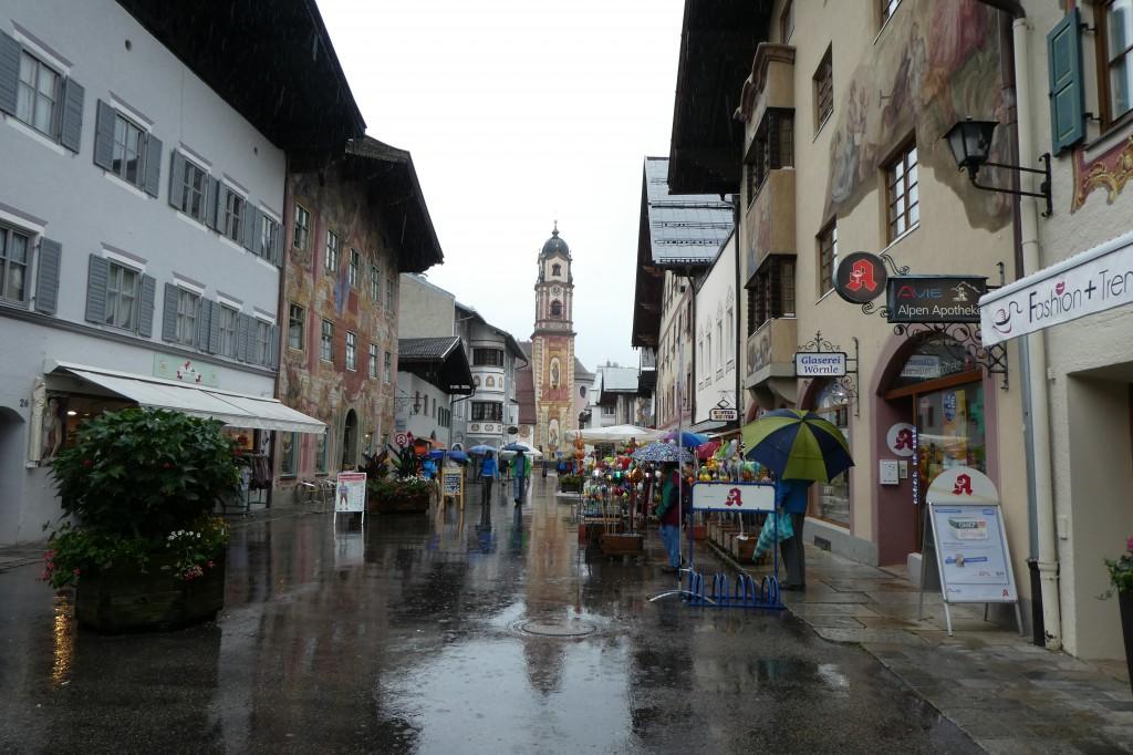 Mittenwald 10 Regen Seefeld 056